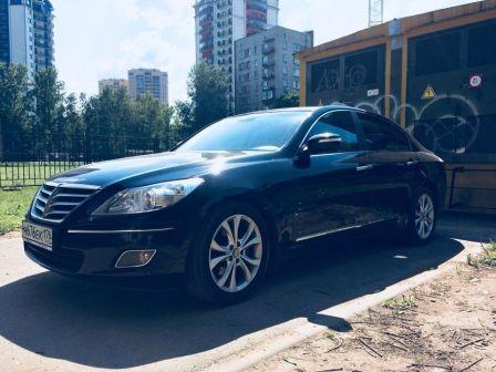 Hyundai Genesis 2009 - отзыв владельца