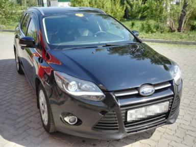 Ford Focus 2013 отзыв автора | Дата публикации 11.07.2018.
