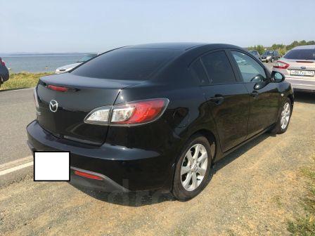 Mazda Mazda3  - отзыв владельца
