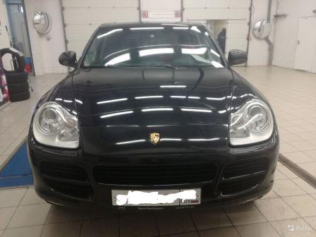 Porsche Cayenne 2005 - отзыв владельца