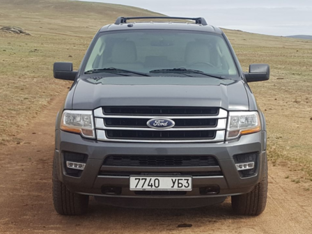 Ford Expedition 2016 - отзыв владельца