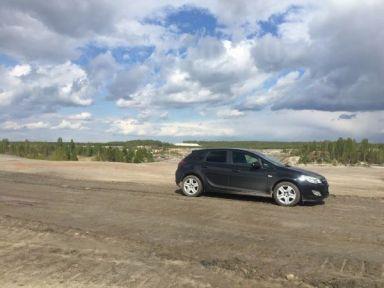 Opel Astra 2010 отзыв автора | Дата публикации 03.07.2018.