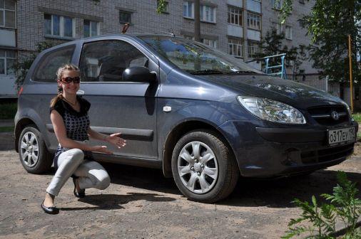 Hyundai Getz 2010 - отзыв владельца