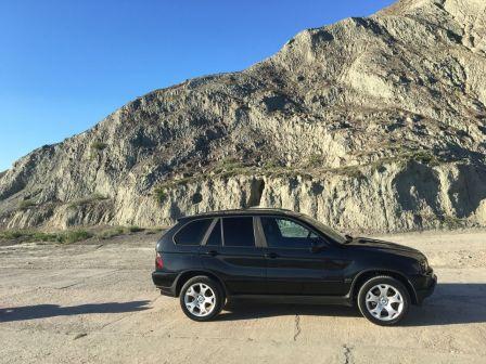 BMW X5 2001 - отзыв владельца