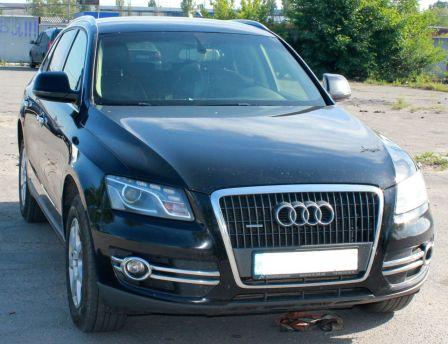Audi Q5 2012 - отзыв владельца