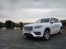 Volvo XC90 2017 отзыв автора | Дата публикации 06.07.2018.