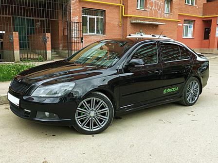 Skoda Octavia 2012 - отзыв владельца