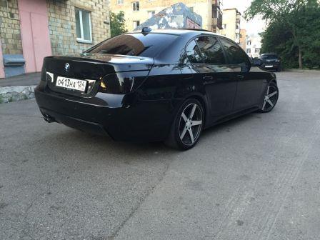 BMW 5-Series 2006 - отзыв владельца