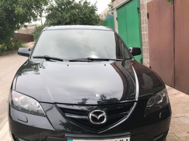 Mazda Mazda3 2008 отзыв автора | Дата публикации 17.07.2018.