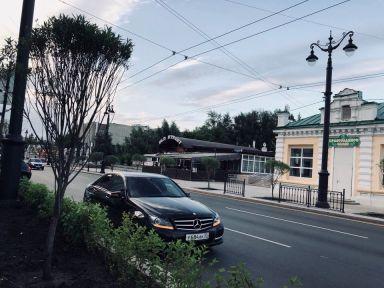 Mercedes-Benz C-Class, 2013