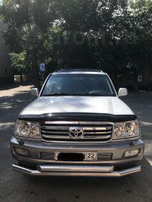 Toyota Land Cruiser 2007 отзыв владельца   Дата публикации: 18.07.2018