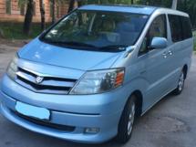Toyota Alphard 2006 отзыв автора | Дата публикации 18.07.2018.