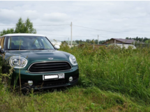 Mini Countryman, 2018
