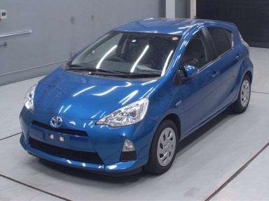 Toyota Aqua 2014 отзыв автора | Дата публикации 20.07.2018.