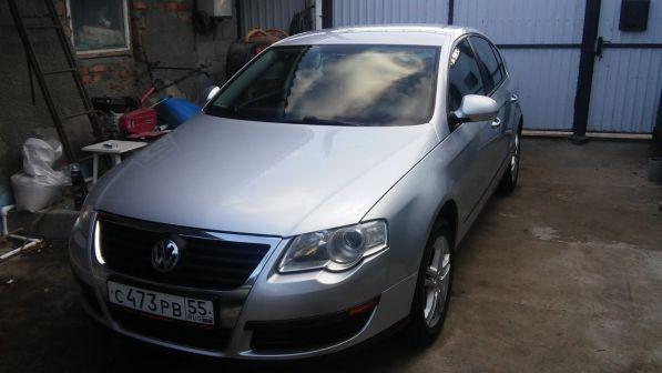 Volkswagen Passat 2008 - отзыв владельца
