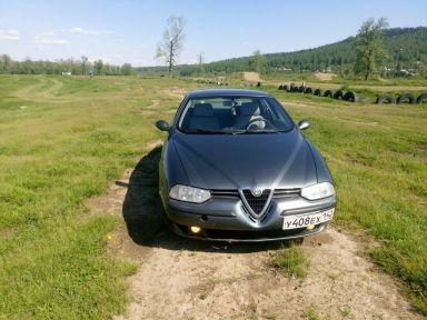 Alfa Romeo 156 1998 отзыв автора | Дата публикации 20.07.2018.