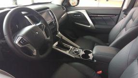 Mitsubishi Pajero Sport, 2017