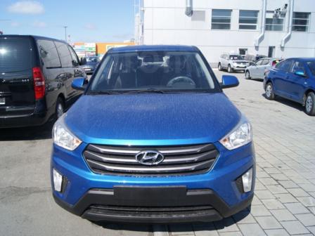 Hyundai Creta 2018 - отзыв владельца