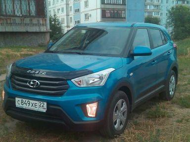 Hyundai Creta 2018 отзыв автора | Дата публикации 23.07.2018.