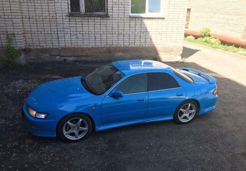 Toyota Carina ED 1997 - отзыв владельца
