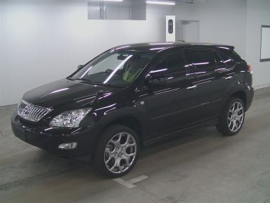 Toyota Harrier, 2011