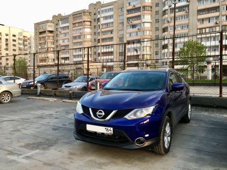 Nissan Qashqai 2017 - отзыв владельца
