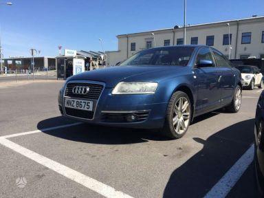 Audi A6 2006 отзыв автора | Дата публикации 30.07.2018.