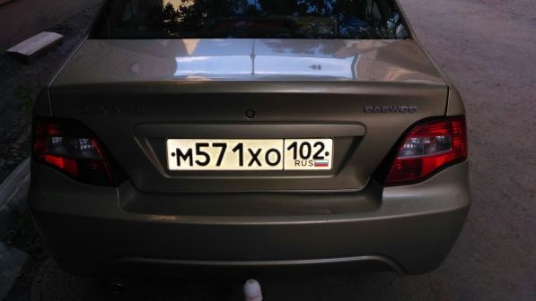 Daewoo Nexia 2010 - отзыв владельца