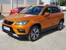 SEAT Ateca 2018 отзыв владельца | Дата публикации: 27.07.2018