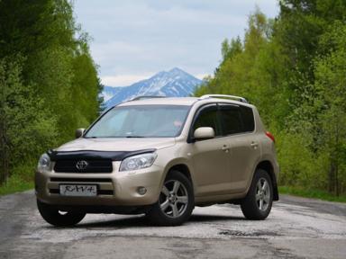 Toyota RAV4 2006 отзыв автора | Дата публикации 30.07.2018.