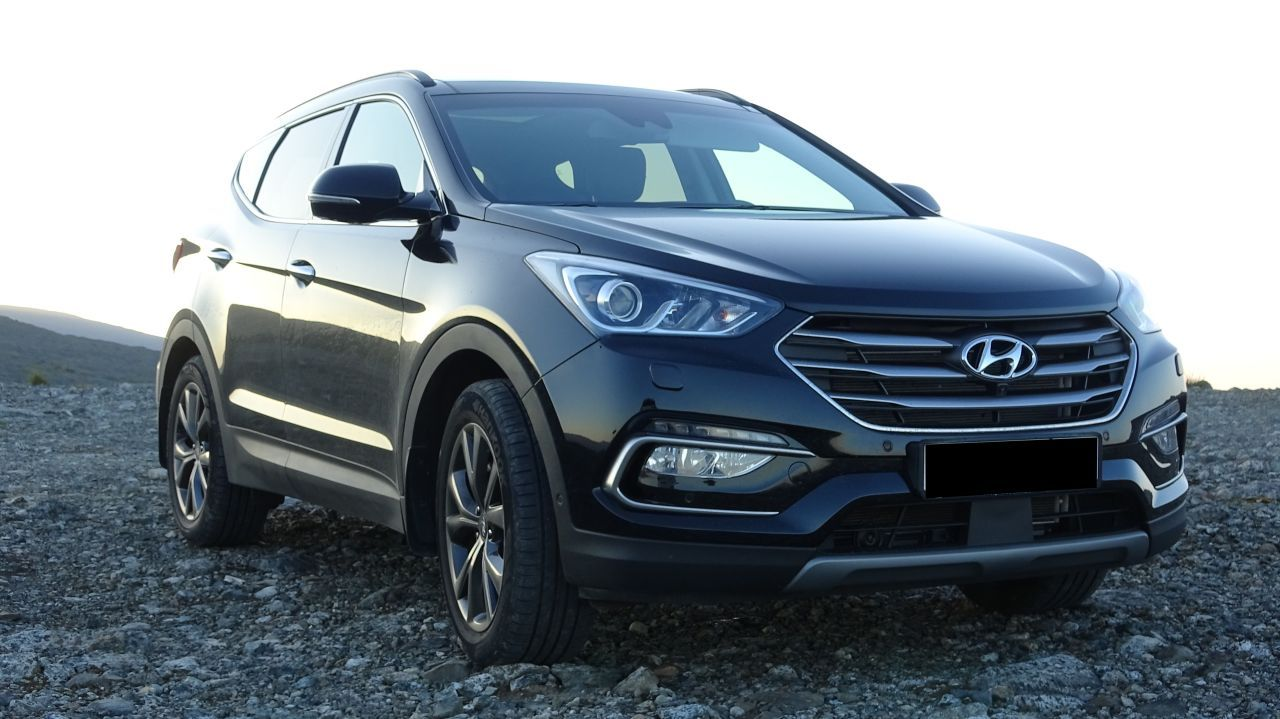 Картинки по запросу Hyundai Santa Fe- управляй своей мечтой!