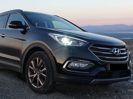 Hyundai Santa Fe 2018 - отзыв владельца