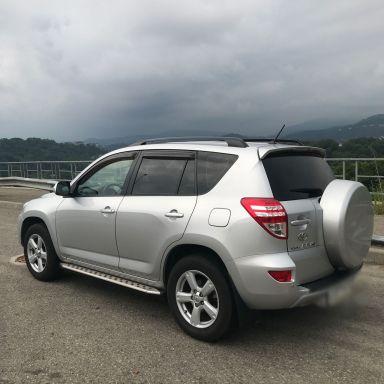 Toyota RAV4 2009 отзыв автора | Дата публикации 31.07.2018.