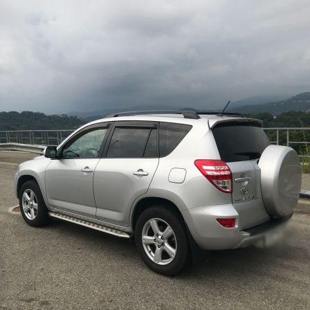Toyota RAV4 2009 - отзыв владельца