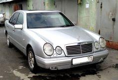 Mercedes-Benz E-Class, 1997