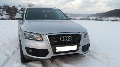 Audi Q5 2010 отзыв автора | Дата публикации 13.07.2015.