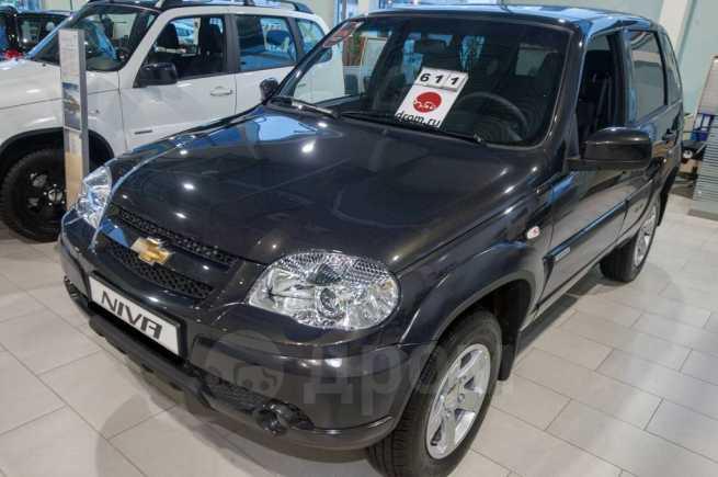 Chevrolet Niva, 2018 год, 708 000 руб.