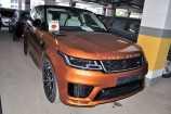 Land Rover Range Rover Sport. ОРАНЖЕВО-КОРИЧНЕВЫЙ (ZANZIBAR)