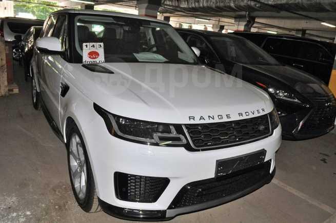 Land Rover Range Rover Sport, 2018 год, 6 790 000 руб.
