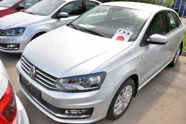 Volkswagen Polo, 2018 год, 875 890 руб.