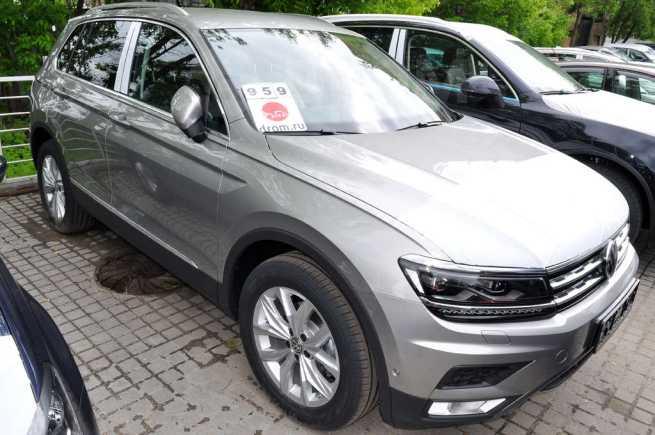 Volkswagen Tiguan, 2018 год, 2 191 100 руб.