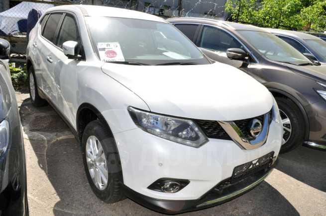 Nissan X-Trail, 2018 год, 1 658 000 руб.