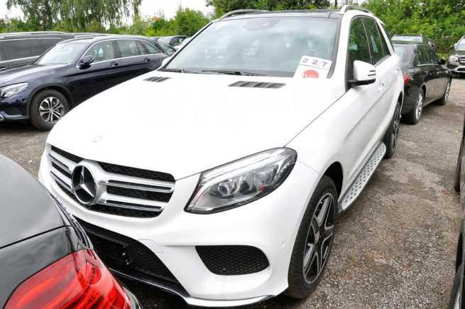 Mercedes-Benz GLE, 2018 год, 4 890 000 руб.
