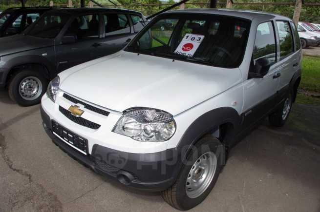 Chevrolet Niva, 2018 год, 543 000 руб.