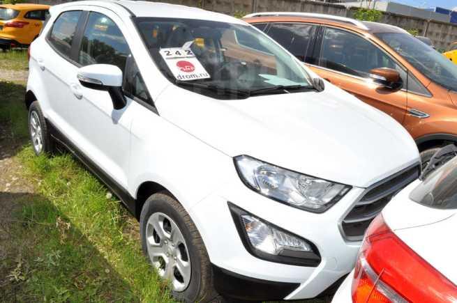 Ford EcoSport, 2018 год, 1 098 000 руб.