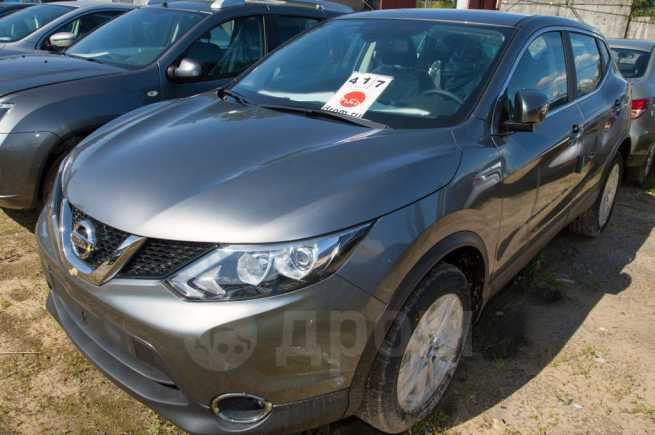 Nissan Qashqai, 2018 год, 1 667 000 руб.