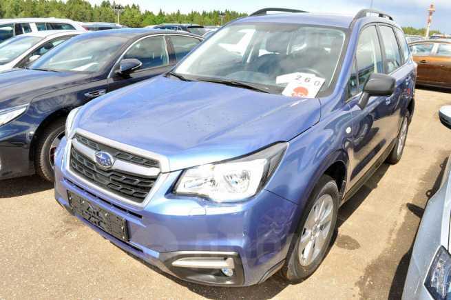 Subaru Forester, 2018 год, 1 819 900 руб.