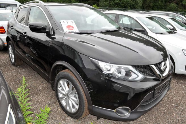 Nissan Qashqai, 2018 год, 1 595 000 руб.