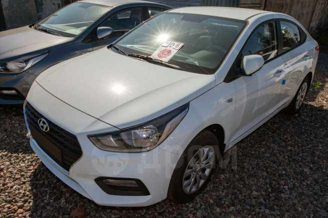 Hyundai Solaris, 2019 год, 713 000 руб.