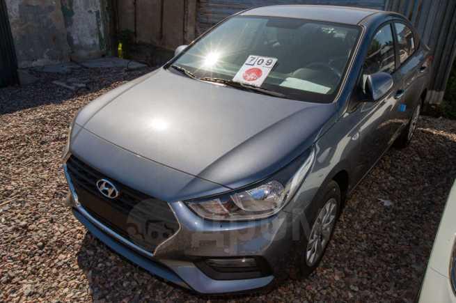 Hyundai Solaris, 2018 год, 828 900 руб.